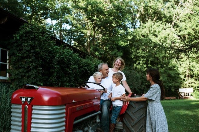 The Ford Family // Summer 2020